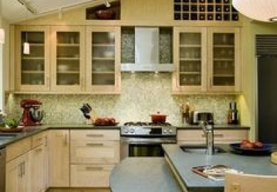 Kitchen Cabinet Ideas For Vaulted Ceilings