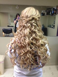Hairstyles For Sweet 16 SWEET 16 Pinterest Sweet 16 And Hair