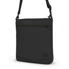 for a slimmer profile travel purse check out this one from pacsafe it looks fantastic