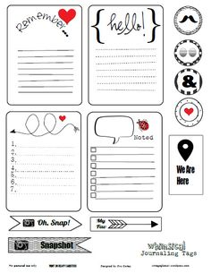 1000+ images about Smashbook/Journaling/Project Life
