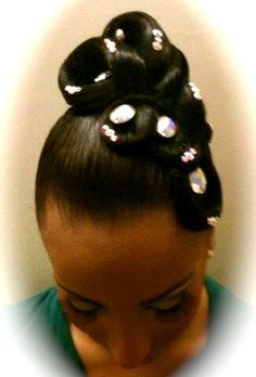 Ballroom Dance Hairstyle Projects To Try Pinterest Dance