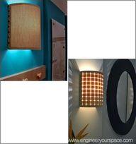 DIY Home :DIY Shades of Light Knockoff Sconce   DIY Sconce ...