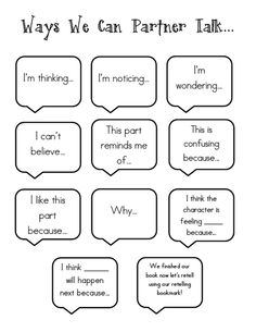 1000+ images about Sentence Starters on Pinterest