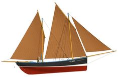 Windward 15 DaysailerBeach Cruiser Boat Plans Boat Designs Daysailers Pinterest