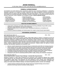 Examples Of Resume Objective