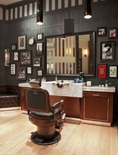 Shop Ideas On Pinterest Barber Shop Hair Salons And Barbers