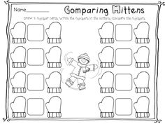 1000+ images about Comparing numbers on Pinterest