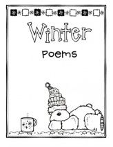 Free printable winter poem for kids! Every time we recite