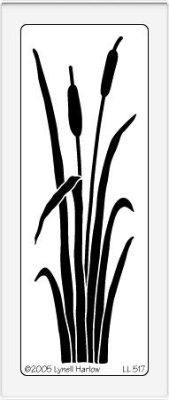 Cattails From Cake Ideas and Designs