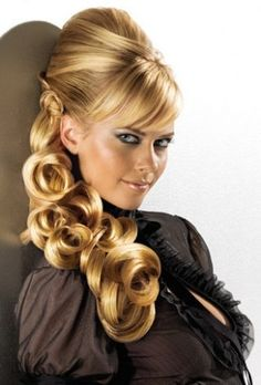 70s Disco Hairstyles Women Google Search 70's Disco Hair And