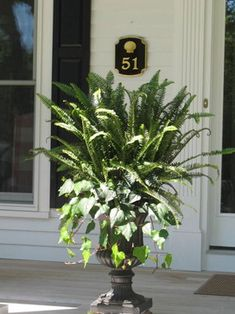 great flower planters front porch