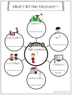 Free Auditory Memory Worksheet! Sentences containing 8-10