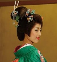 Traditional japanese, Wedding hairstyles and Hair style on ...