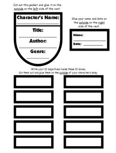 1000+ images about Book report projects on Pinterest