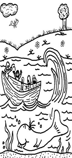 Jesus Heals Lame Boy Coloring Page at YesColoring http