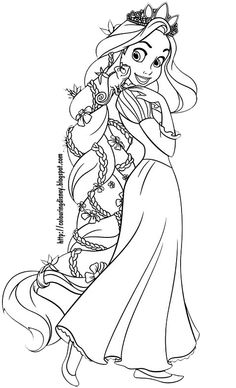 1000+ images about Disney coloring pages on Pinterest