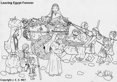 1000+ images about Coloring: Bible: OT: Exodus–Deuteronomy