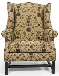 Primitive Wing Back Recliner Furniture I Need Pinterest Recliners Chairs And I Want