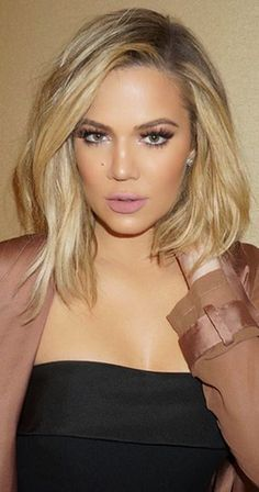 Khloe Kardashian's New Bob Haircut — The Exact Breakdown From Her