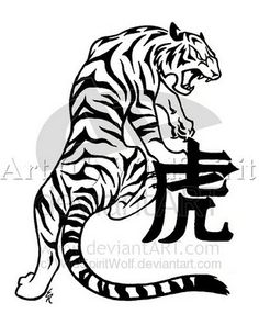1000+ images about Chinese Zodiac Symbol ( Tiger ) on