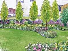 Eine Böschung Wird Zum Stufengarten Wird Garten! And 2