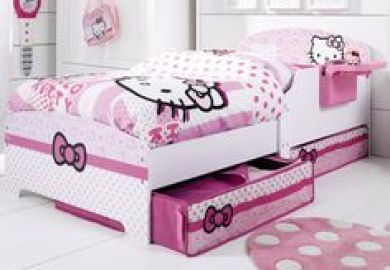 Dreamfurniture Hello Kitty Mirror