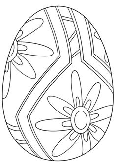 Easter Coloring Pages Print on Coloring Pages Of Easter