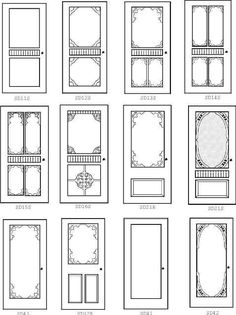 Templates, Tooth fairy doors and Diy dollhouse on Pinterest