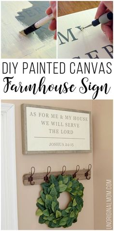 DIY Large Wood Sign Tutorial Patio Paint Pens And Large