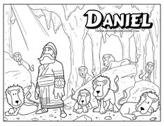 1000+ images about Daniel and the Lions Den on Pinterest