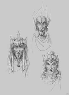 The False Gods of Morrowind, Vivec, Almalexia, and Sotha