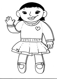 Flat stanley, Coloring pages and Printable coloring pages