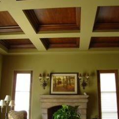 Bronze Kitchen Chandelier Cabinets Wholesale Prices 1000+ Images About Faux Coffered Ceiling On Pinterest ...