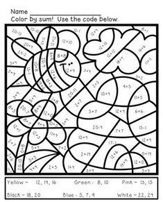Scrabble math printables! This set focuses on concepts