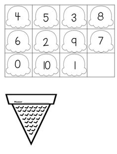 1000+ images about Math Activities (Prek-1) on Pinterest