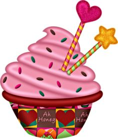 cute birthday cake clipart