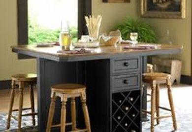 Gresham Kitchen Island Table