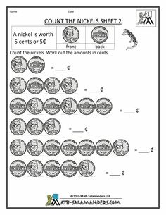 1000+ images about Money activities/worksheets on