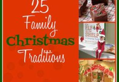 25 Family Christmas Traditions Six Sisters' Stuff