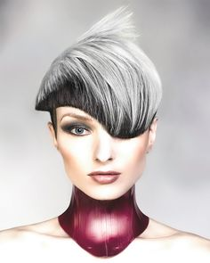 precision hair pinterest