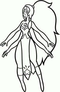 Peridot How to Draw Steven Universe Coloring Pages