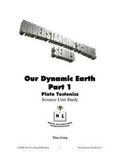 Plate tectonics, Worksheets and Plates on Pinterest