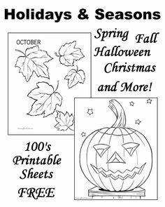Coloring pages, Fall coloring pages and Coloring on Pinterest