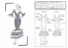 1000+ images about fichas técnicas moda on Pinterest