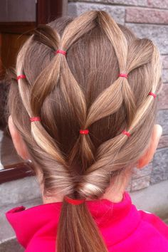 8 Easy Little Girl Hairstyles Sweetest Bug Bows Girlie Things