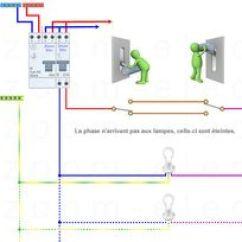 Zenith Motion Sensor Wiring Diagram For Inverter At Home Schema Electrique Va Et Vient | Électrique Pinterest