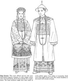 1000+ images about Qing Dynasty Costumes on Pinterest
