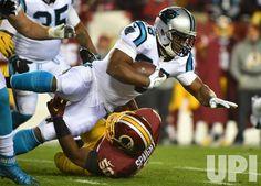 Washington Redskins' Josh Norman Returns To Carolina Panthers With