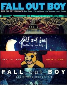 Fall Out Boy Believers Never Die Wallpaper 1000 Images About Fall Out Boy
