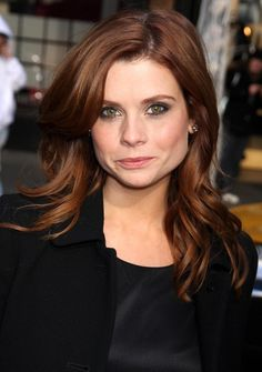 JoAnna Garcia Swisher Hair Lust Pinterest Highlights Auburn